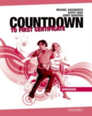 Countdown to First Certificate Workbook without Key and Student's Audio CD Pack