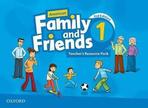 American Family and Friends 1 Teacher's Resource Pack