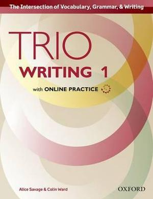 Trio Writing 1 Students Book Pack