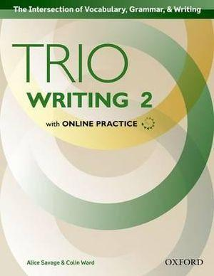 Trio Writing 2 Students Book Pack