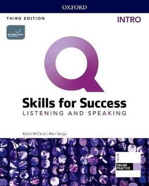 Q Skills for Success Intro Level: Listening and Speaking Student Book