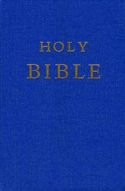 The New Revised Standard Version Pew Bible