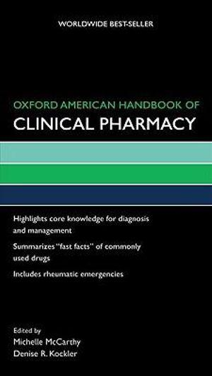Oxford American Handbook of Clinical Pharmacy