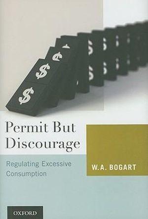 Permit But Discourage