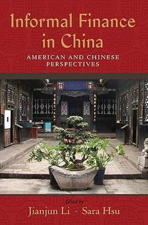 Informal Finance in China
