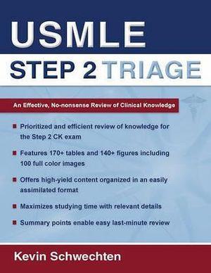 USMLE Step 2 Triage