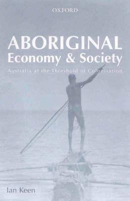 Aboriginal Economy and Society