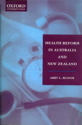 Health Reform In Australia & New Zealand