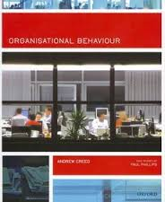 Organisational Behaviour Ebook