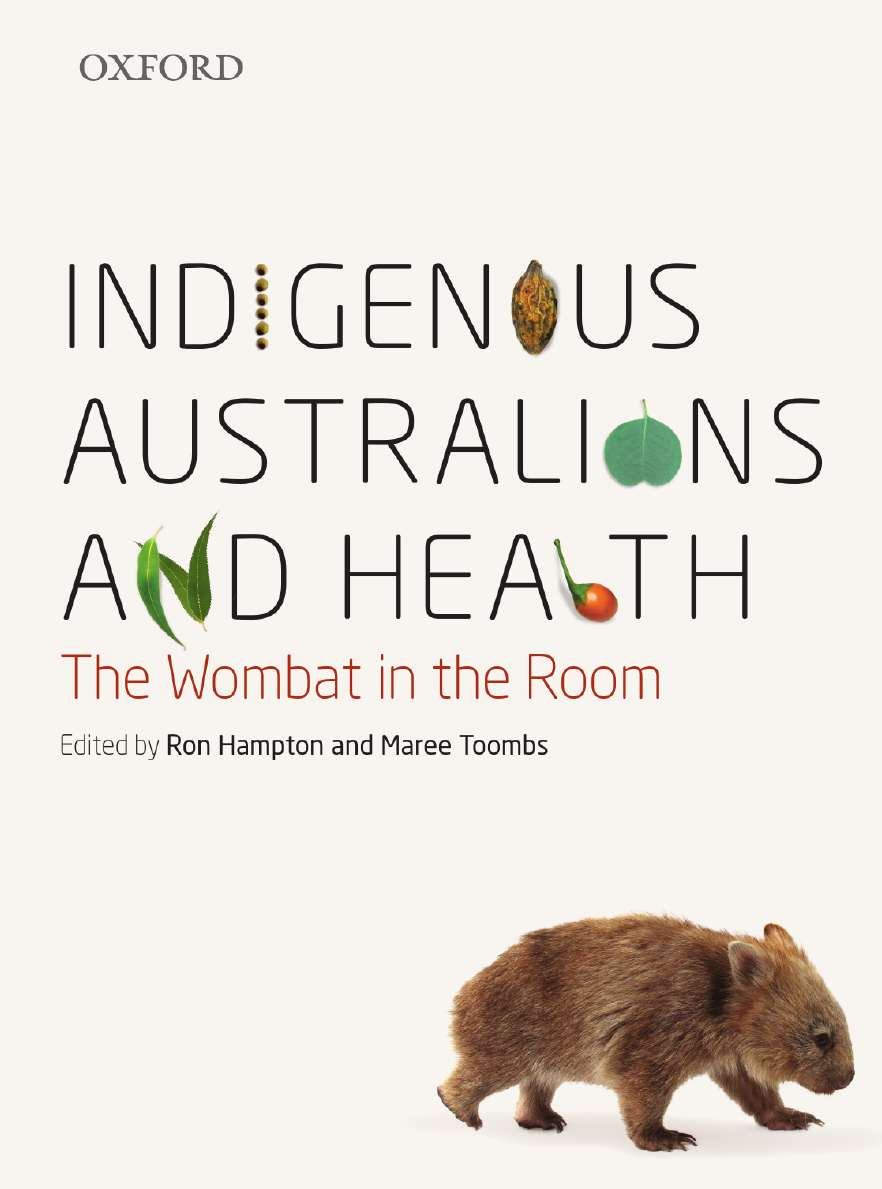 Indigenous Australians and Health