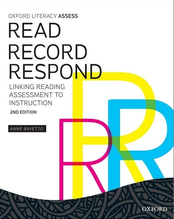 Oxford Literacy Assess Read Record Respond Professional Support plus obook