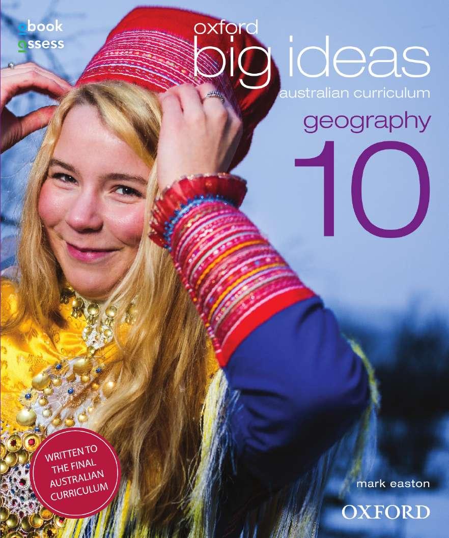 Oxford Big Ideas Geography 10 Australian Curriculum Student book + obook assess
