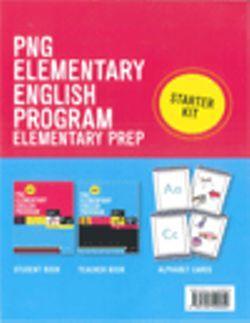 PNG Elementary English Program Starter Kit Prep