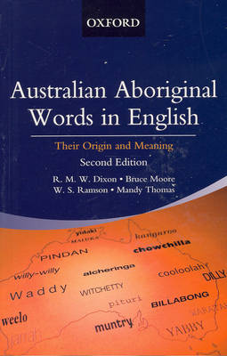 Australian Aboriginal Words in English