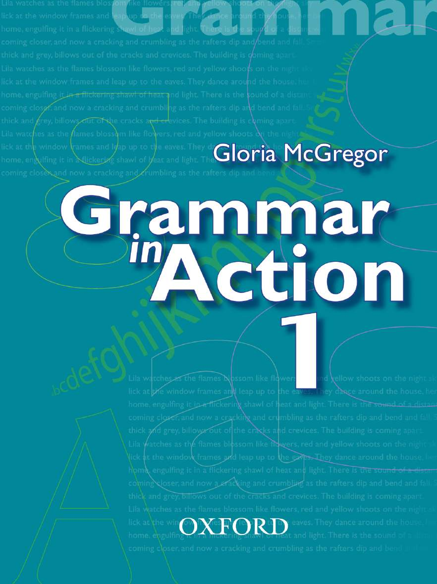 Grammar in Action Book 1