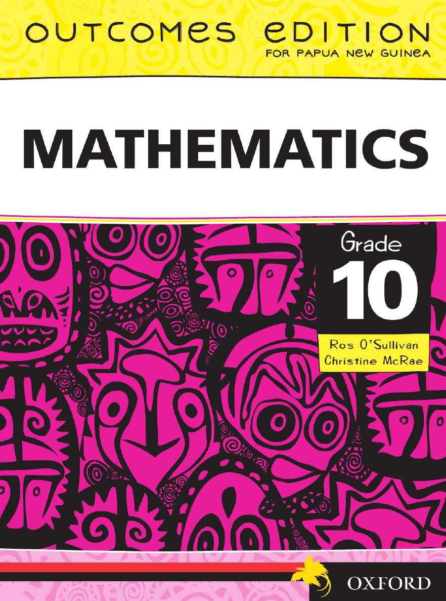 Papua New Guinea Mathematics Grade 10