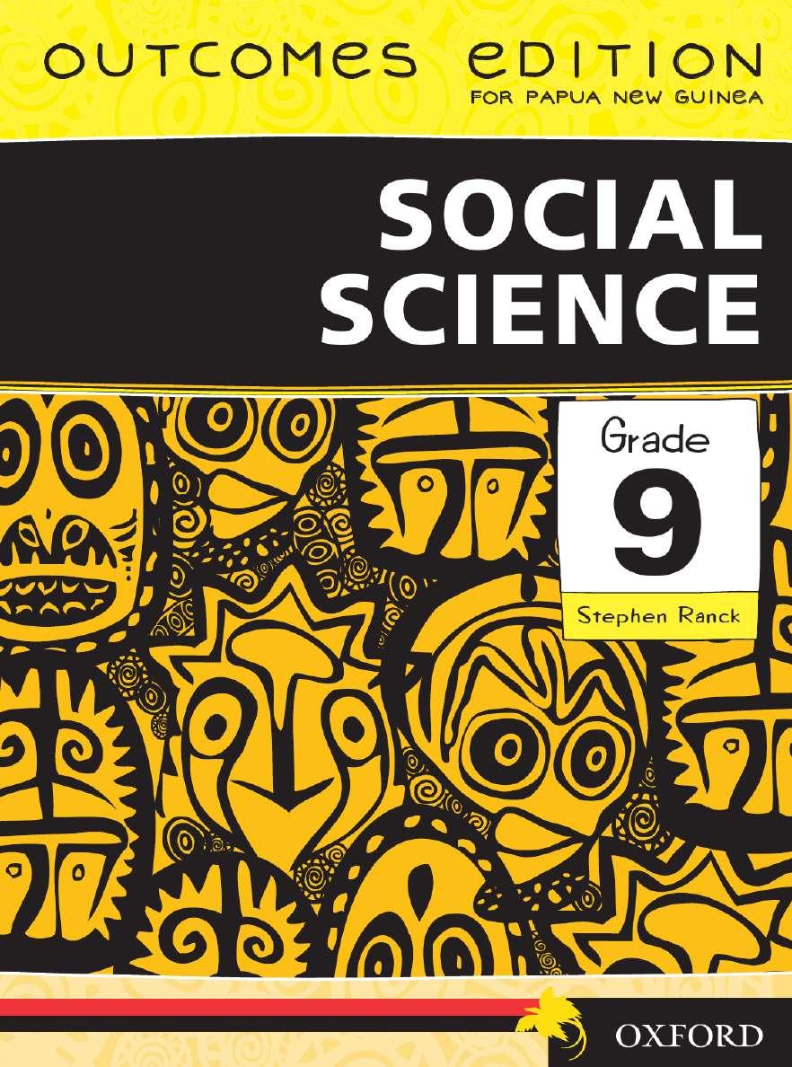 Papua New Guinea Social Science Grade 9