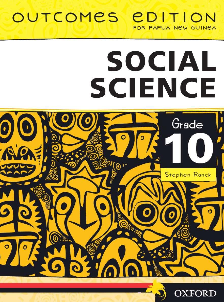 Papua New Guinea Social Science Grade 10