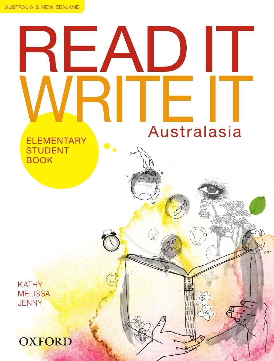 Read It Write It Elementary Australasia Student Book
