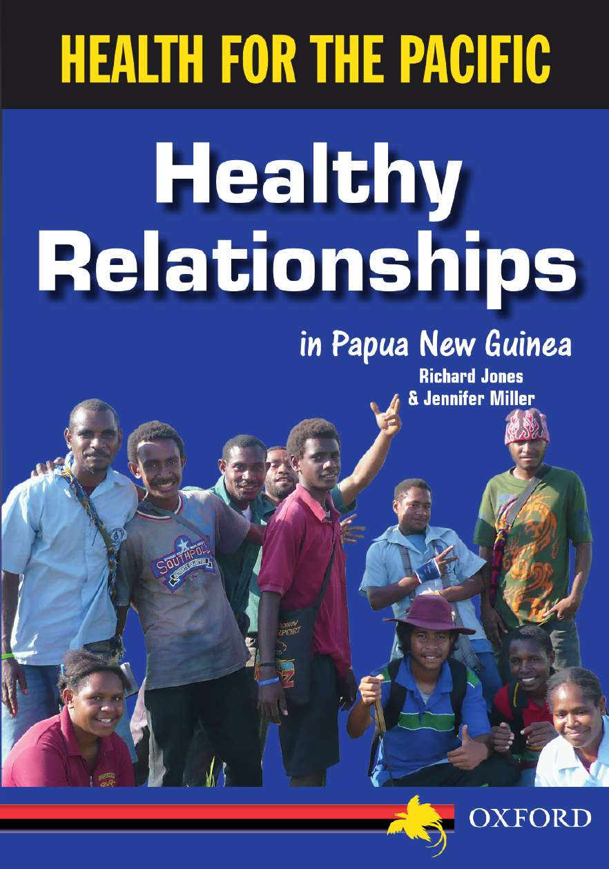 Health For The Pacific: Healthy Relationships
