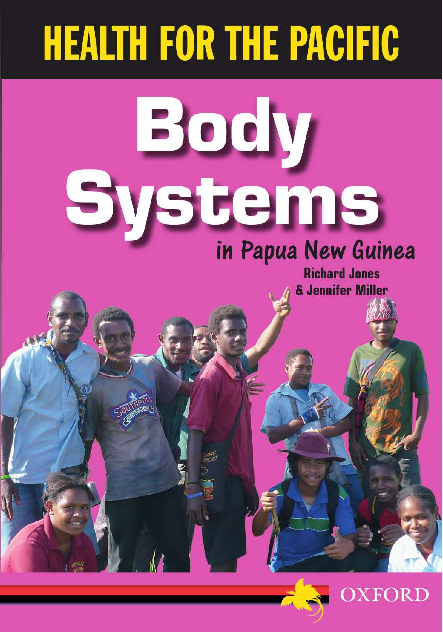 Health For The Pacific: Body Systems