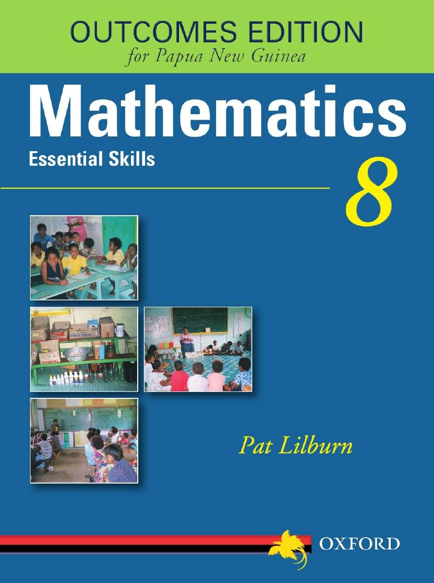 Papua New Guinea Mathematics Essential Skills Grade 8