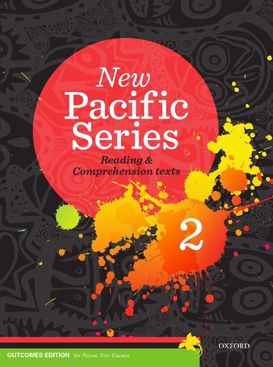 New Pacific Series: Reading & Comprehension Texts 2 for Papua New Guinea