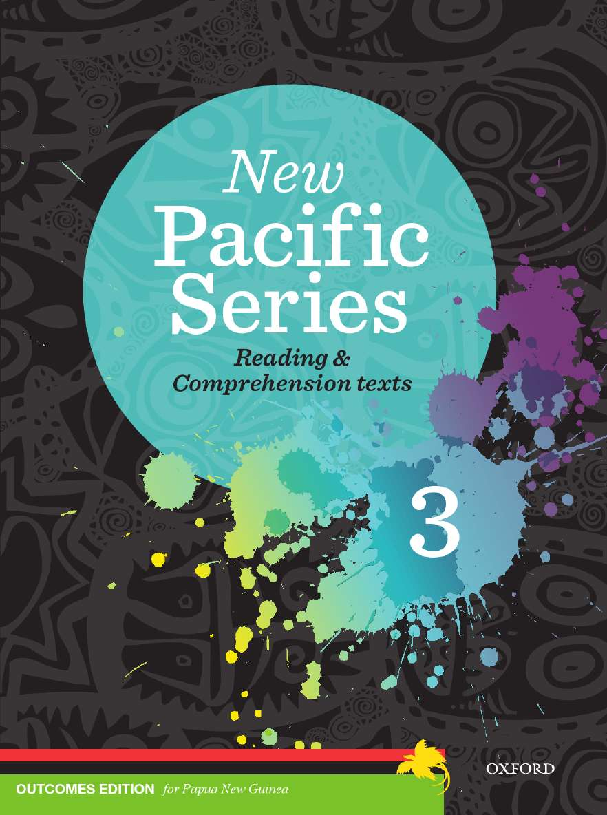 New Pacific Series: Reading & Comprehension Texts 3 for Papua New Guinea