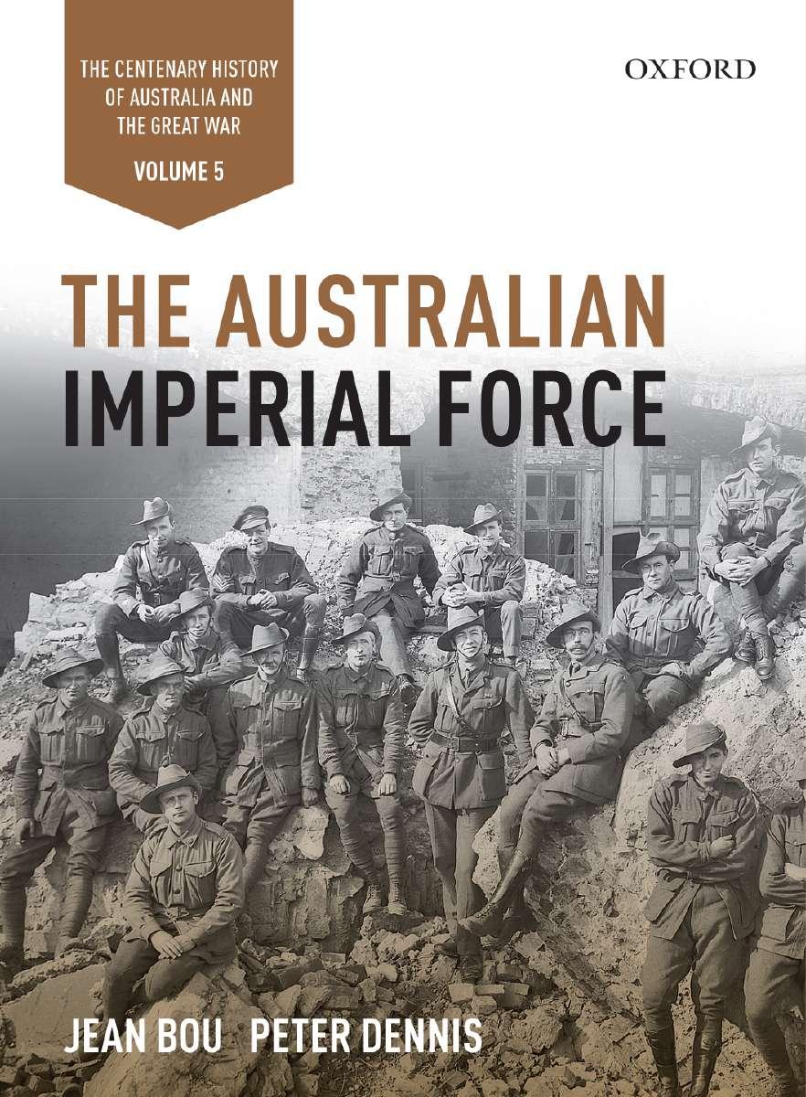 The Australian Imperial Force: Volume V