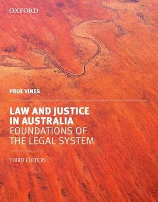 Law and Justice in Australia eBook