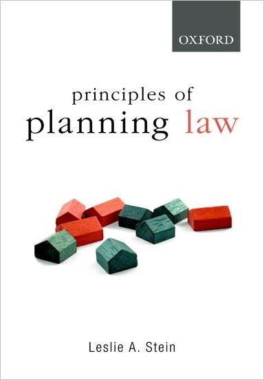Principles of Planning Law eBoook