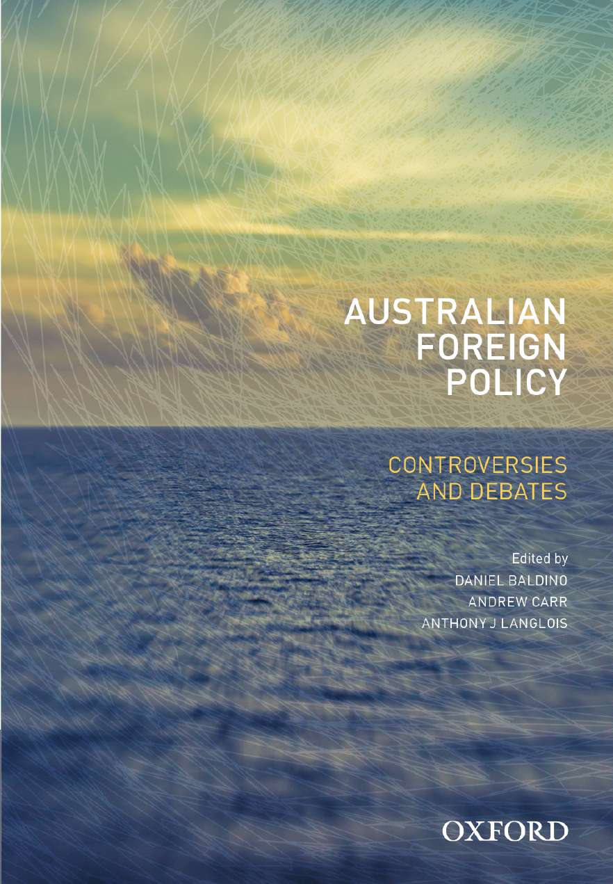 Australian Foreign Policy eBook