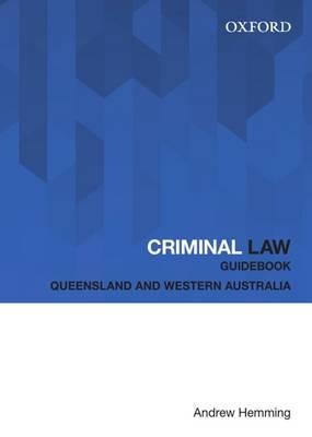 Criminal Law Guidebook eBook