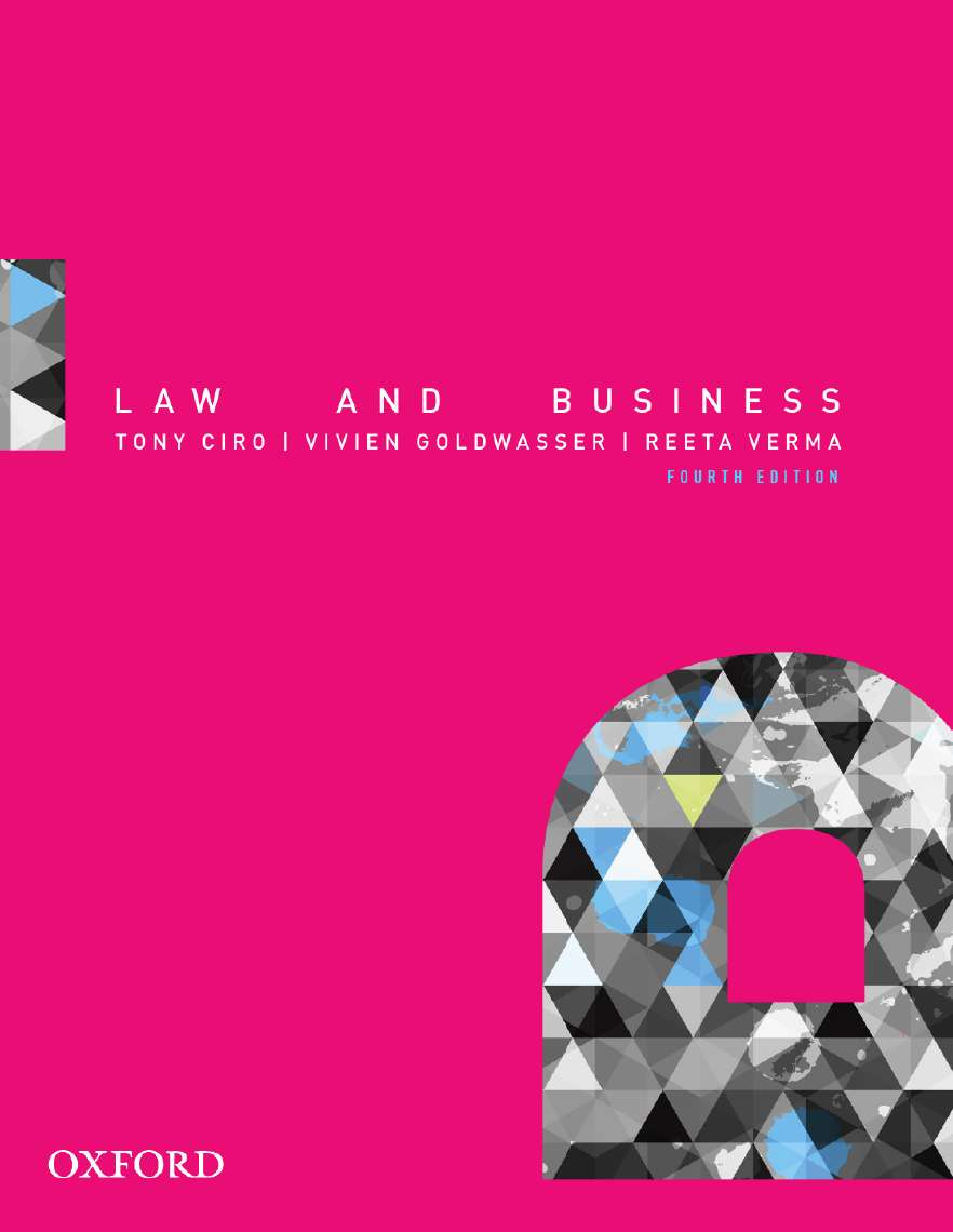 Law and Business eBook