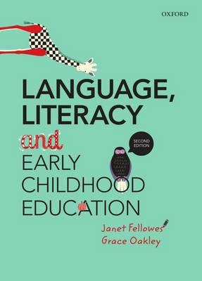 Language, Literacy and Early Childhood Education eBook