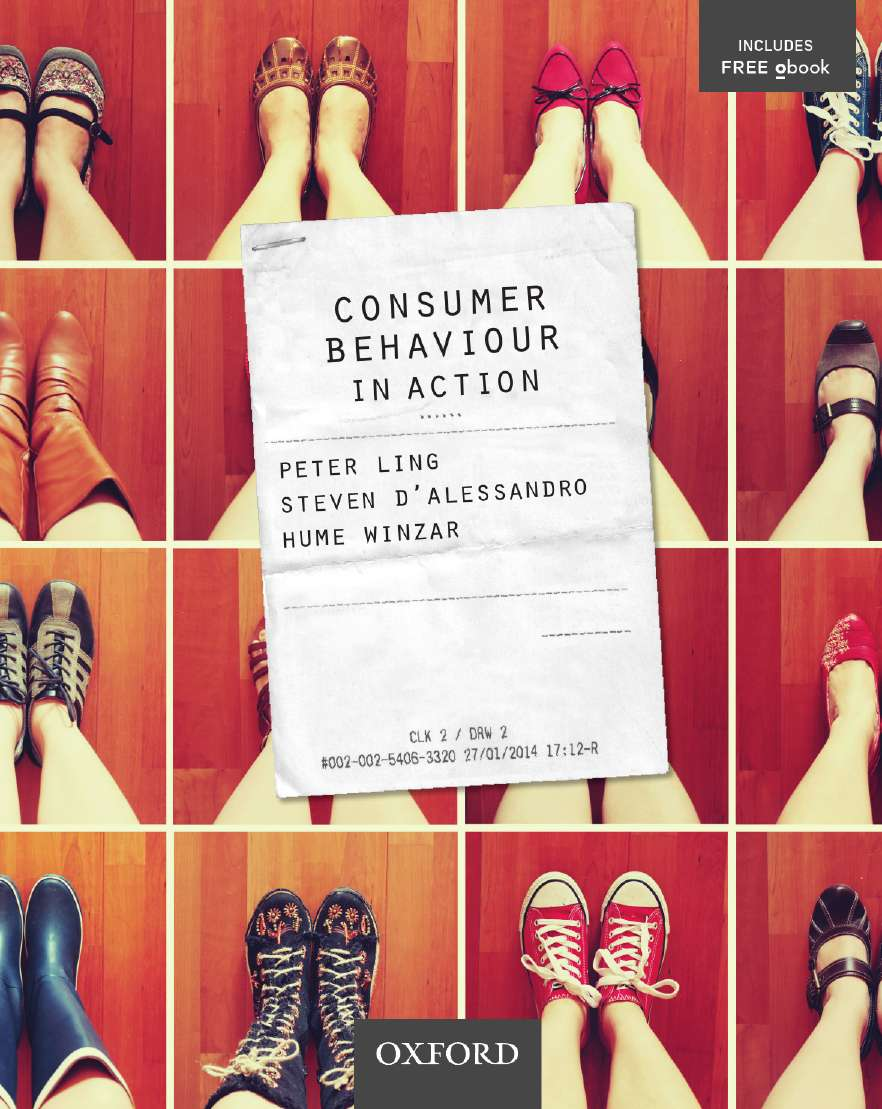 Consumer Behaviour in Action eBook