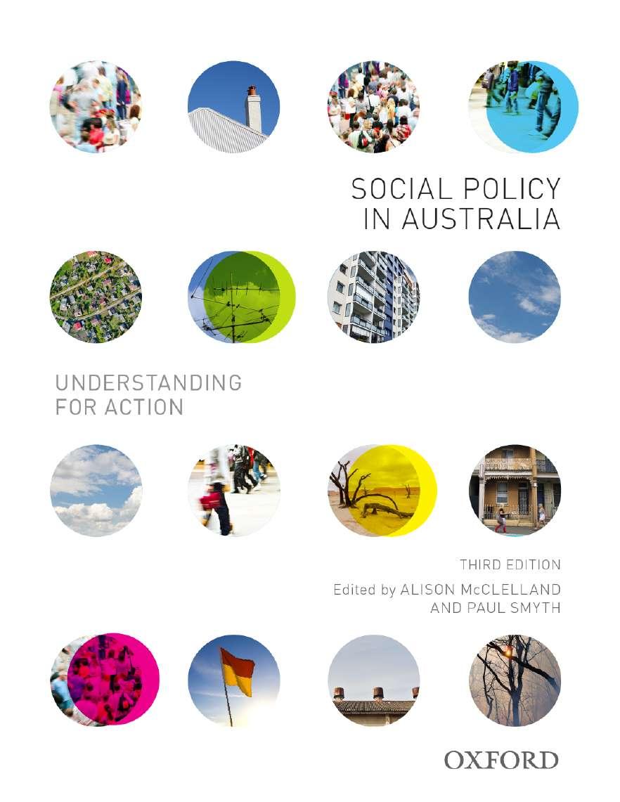 Social Policy in Australia eBook