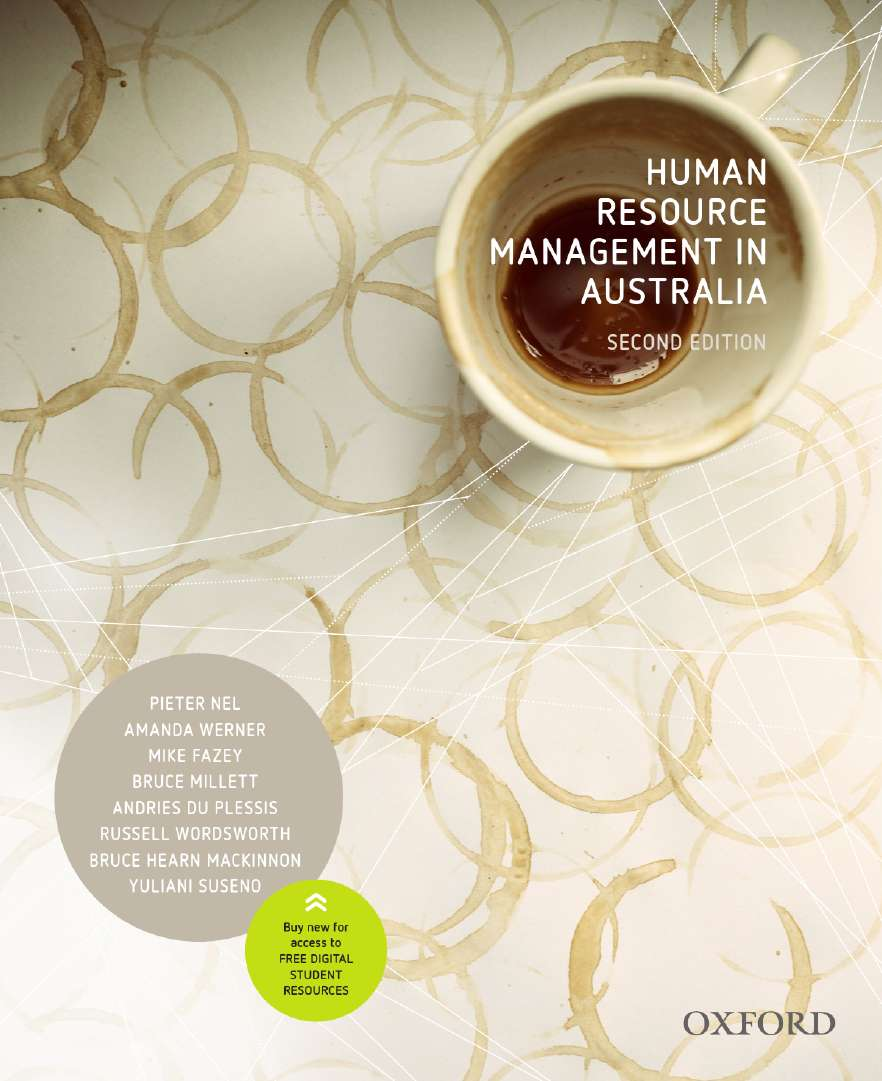 Human Resource Management in Australia eBook