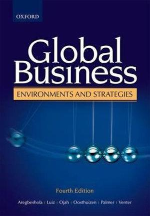 Global Business Environments & Strategies