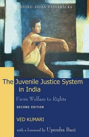 The Juvenile Justice System in India