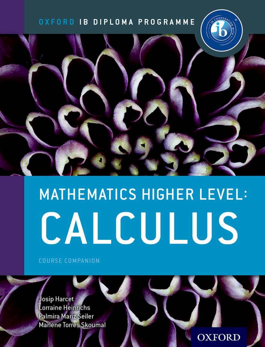 IB Course Book: Mathematics Higher Level Option Calculus