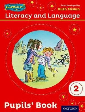 Read Write Inc Literacy & Language Year 2 Pupils' Book