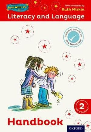 Read Write Inc Literacy & Language Year 2 Teaching Handbook