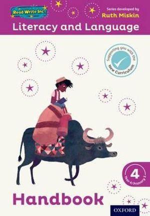 Read Write Inc Literacy & Language Year 4 Teaching Handbook