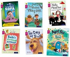 Oxford Reading Tree Story Sparks Oxford Level 10 Pack of 6
