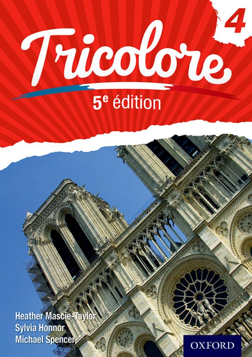 Tricolore Audio CD Pack 4