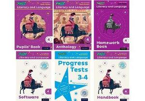 Read Write Inc Literacy and Language: Year 4 Easy Buy Pack