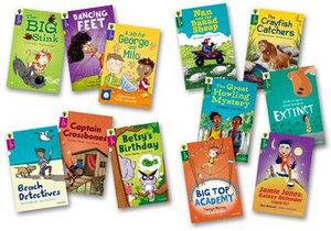 Oxford Reading Tree All Stars Oxford Levels 10-12 Easy Buy Pack 2