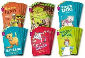 Oxford Reading Tree All Stars: Oxford Level 10 All Stars Pack 2 Class pack of 36