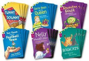 Oxford Reading Tree All Stars Oxford Level 10 All Stars Pack 2a Class pack of 36